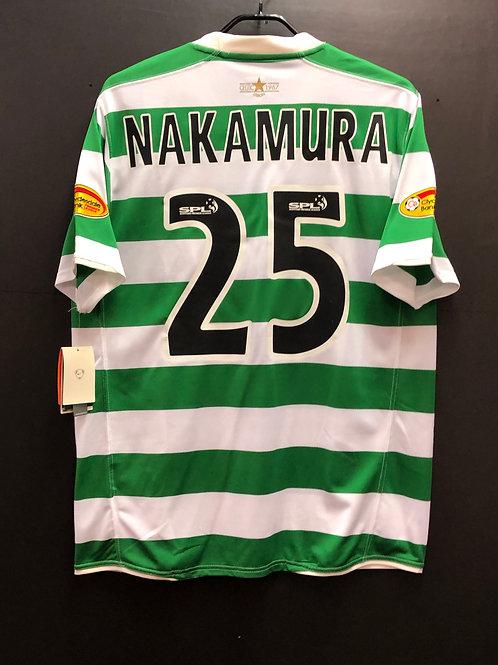 【2007】 / Celtic F.C. / Home / No.25 NAKAMURA