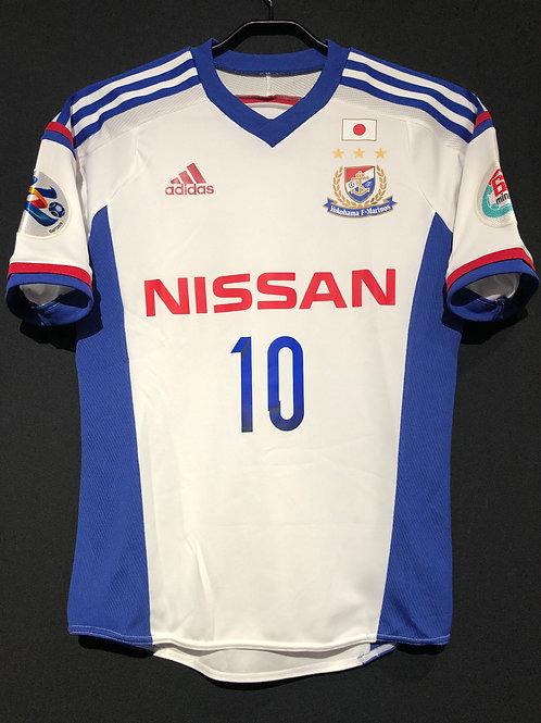 【2014】 / Yokohama F. Marinos / Cup(Away) / No.10 NAKAMURA / ACL
