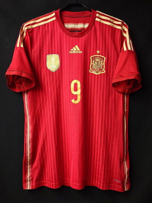 【2014】 / Spain / Home / No.9 TORRES / Authentic