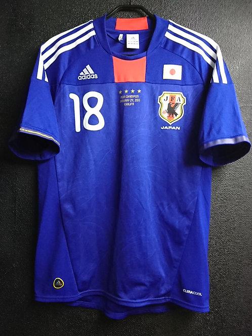 【2011】 / Japan / Home / No.18 HONDA / Asia Champion
