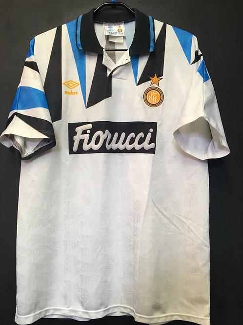 【1992/93】 / Inter Milan / Away