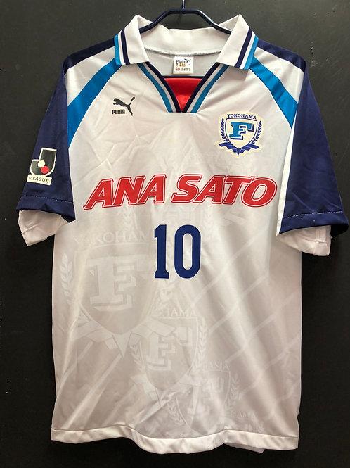 【1997/98】 / Yokohama Flügels / Home / No.10