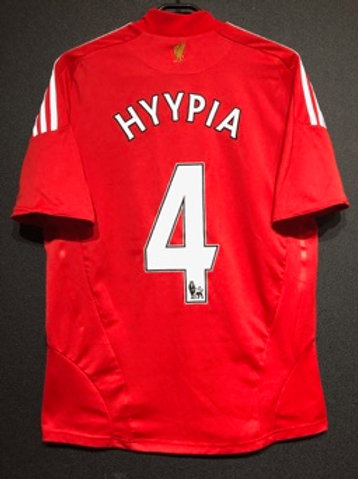 【2008/09】 / Liverpool / Home / No.4 HYYPIA