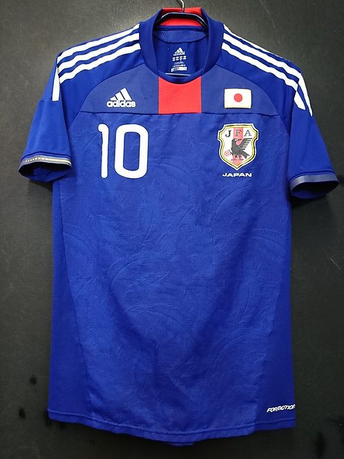【2010/11】 / Japan / Home / No.10 NAKAMURA / Authentic