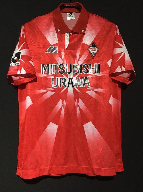 【1995/96】 / Urawa Red Diamonds / Home