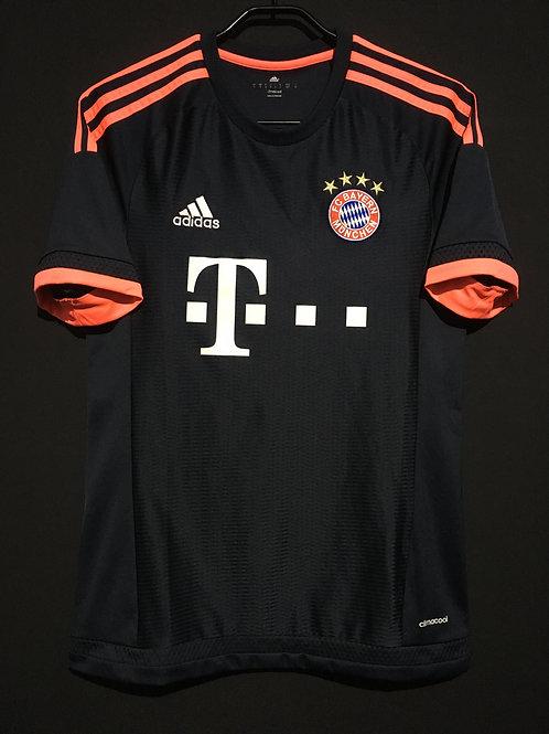 【2015/16】 / FC Bayern Munich / 3rd