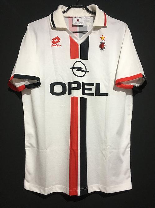 【1995/96】 / A.C. Milan / Away