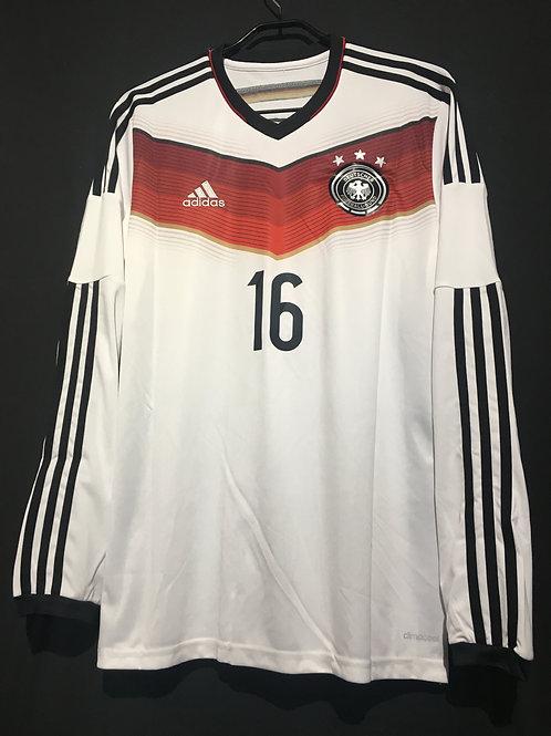 【2014】 / Germany / Home / No.16 LAHM