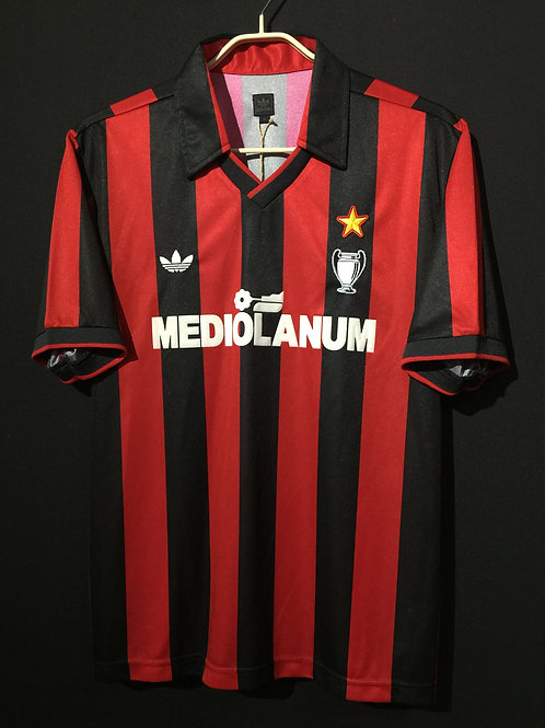 【1990/91】 / A.C. Milan / Home / Reproduction