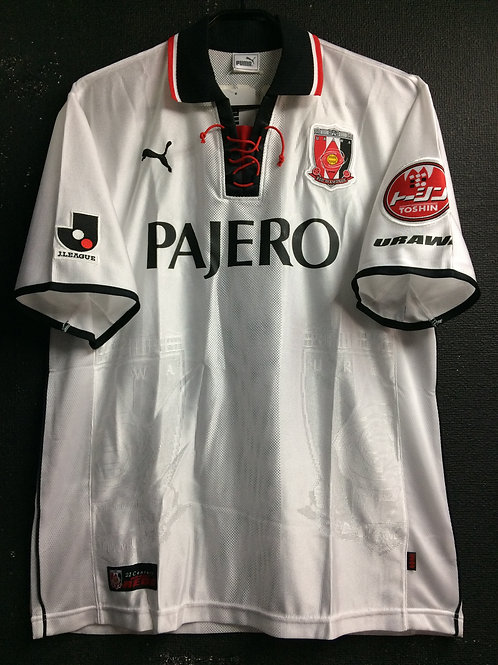【2001】 / Urawa Red Diamonds / Away