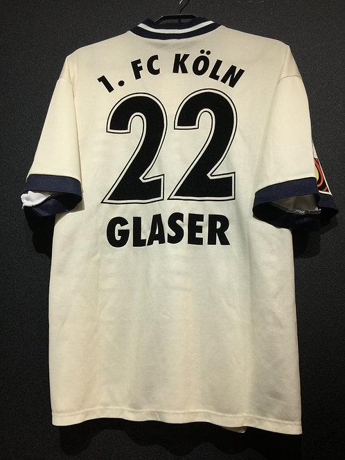 【1999/2000】 / 1.FC Koln / Away / No.22 GLASER
