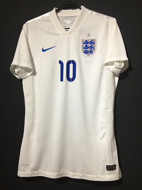 【2014/15】 / England / Home / No.10 ROONEY / Player Issue
