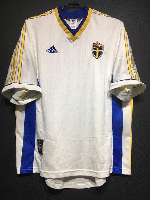 【1998/99】 / Sweden / Away