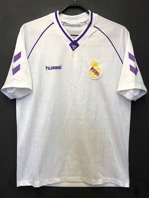 【1990/92】 / Real Madrid C.F. / Home