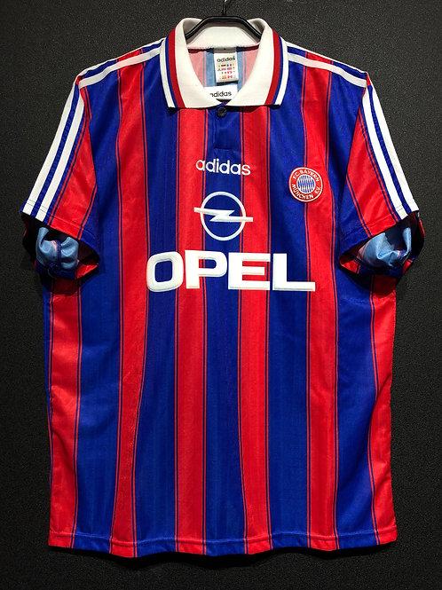 【1996/97】 / FC Bayern Munich / Home / Limited Edition