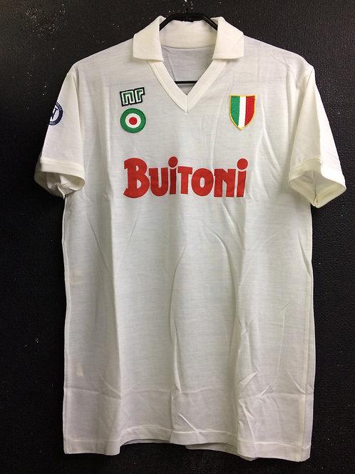 【1987/88】 / S.S.C. Napoli / Away / No.10