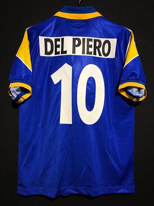 【1996】 / Juventus / Away / No.10 DEL PIERO / UCL Final