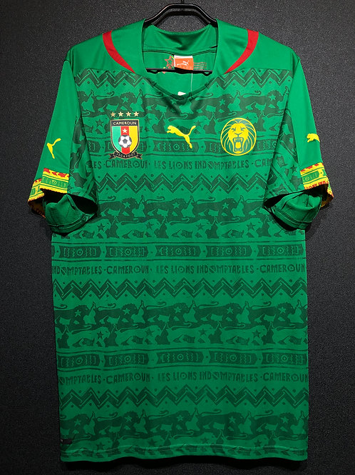 【2014/15】 / Cameroon / Home