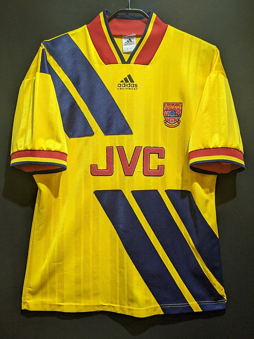 【1993/94】 / Arsenal / Away