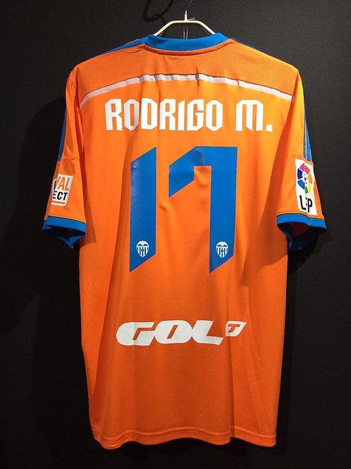 【2014/15】 / Valencia CF / Away / No.17 RODRIGO M.