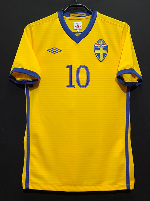 【2010/11】 / Sweden / Home / No.10 IBRAHIMOVIC