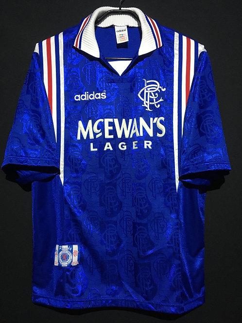 【1996/97】 / Rangers F.C. / Home