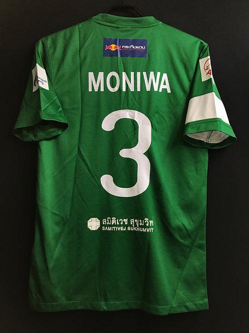 【2014】 / Bangkok Glass FC / Home / No.3 MONIWA