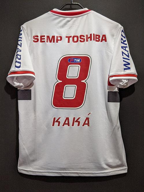 【2014】 / Sao Paulo FC / Home / No.8 KAKA