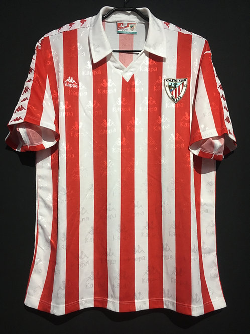 【1992/93】 / Athletic Bilbao / Home