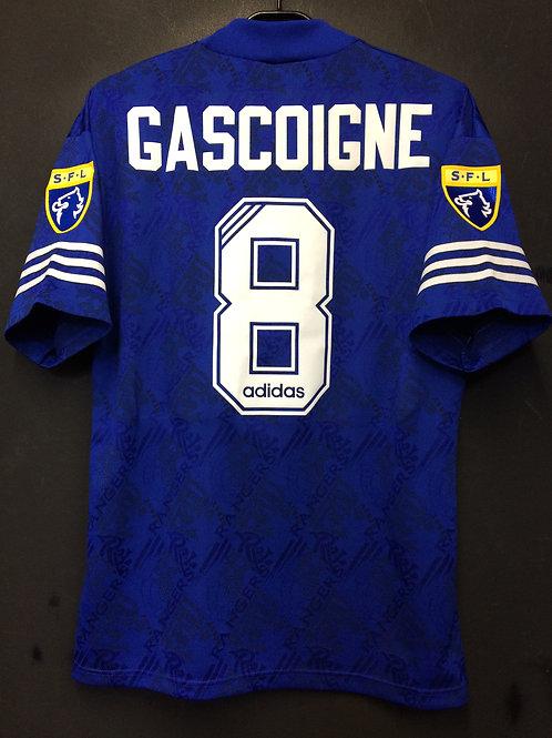 【1995/96】 / Rangers F.C. / Home / No.8 GASCOIGNE