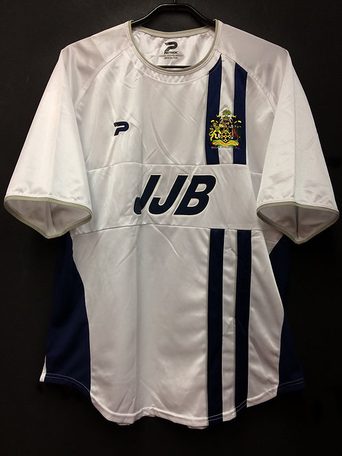 【2002/04】 / Wigan Athletic F.C. / Away