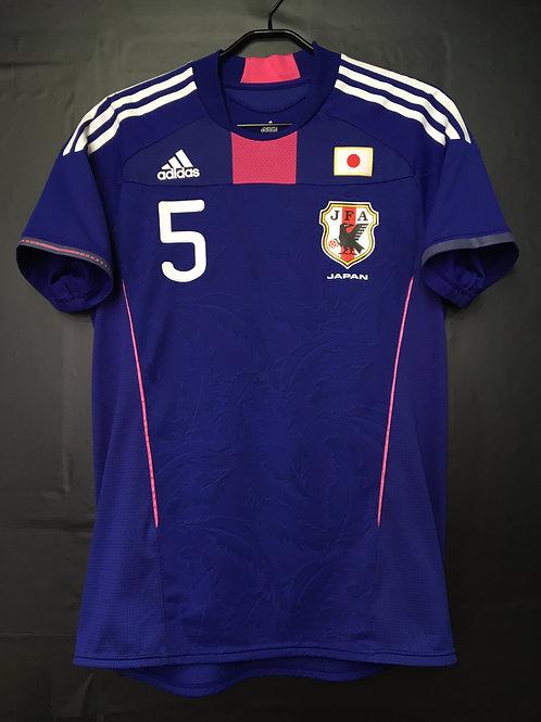 【2010】 / Japan Women's / Home / No.5 SAMESHIMA / Authentic