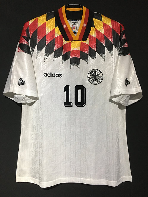 【1994/95】 / Germany / Home / No.10 MATTHAUS