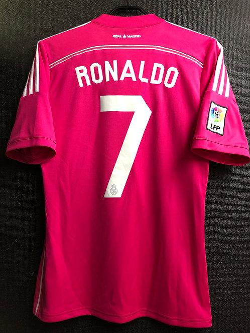 【2014】 / Real Madrid C.F. / Away / No.7 RONALDO