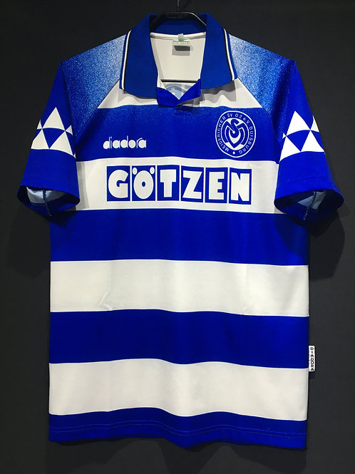 【1994/95】 / MSV Duisburg / Home