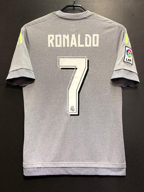 【2015/16】 / Real Madrid C.F. / Away / No.7 RONALDO