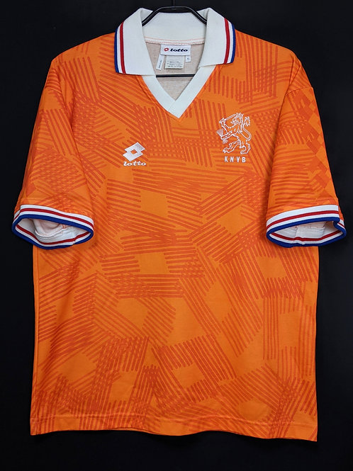 【1992】 / Netherlands / Home / No.3 / Player Issue