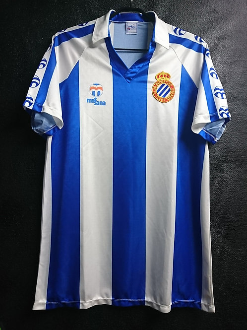 【1987/89】 / RCD Espanyol / Home