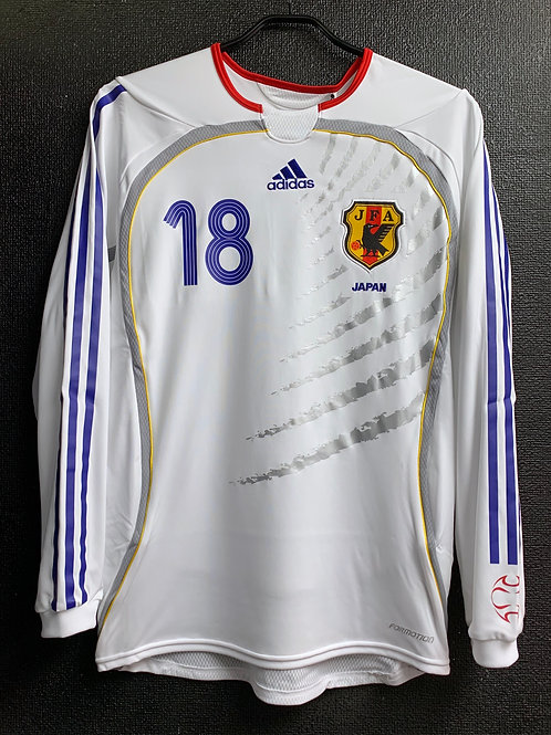 【2006/07】 / Japan / Away / No.18 ONO / Authentic