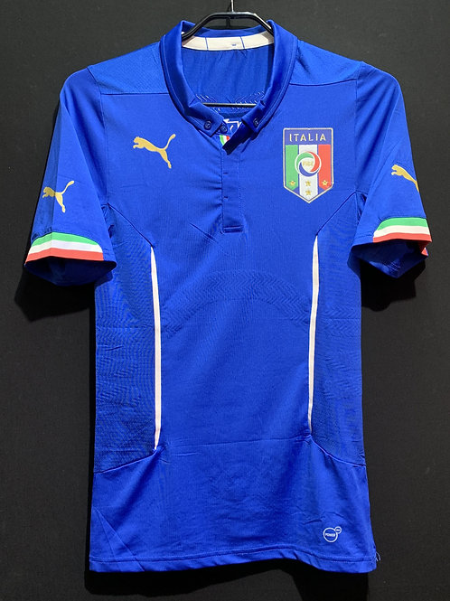【2014/15】 / Italy / Home / Authentic