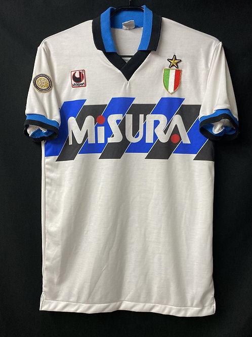 【1989/90】 / Inter Milan / Away