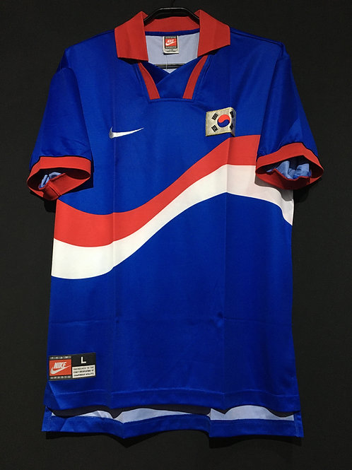 【1996/97】 / South Korea / Away