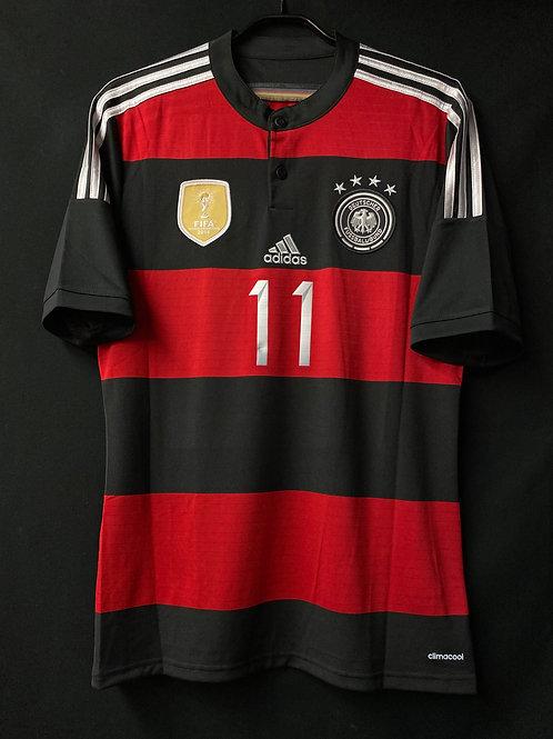 【2015】 / Germany / Away / No.11 REUS