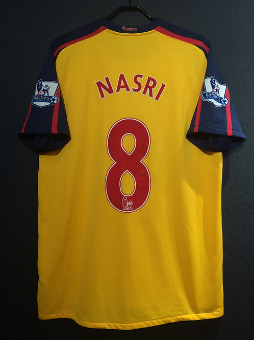 【2008/09】 / Arsenal / Away / No.8 NASRI