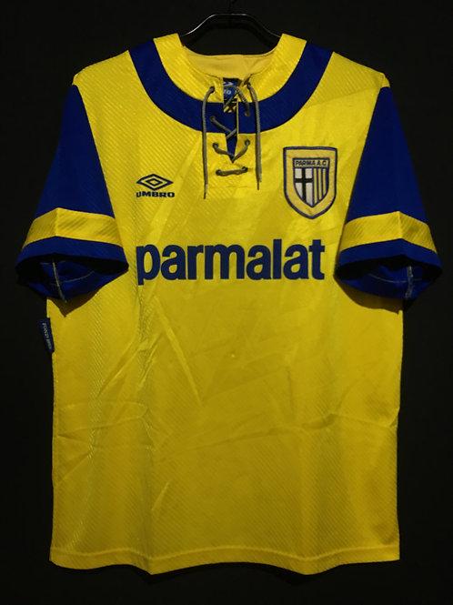 【1993/95】 / Parma / Away / No.10
