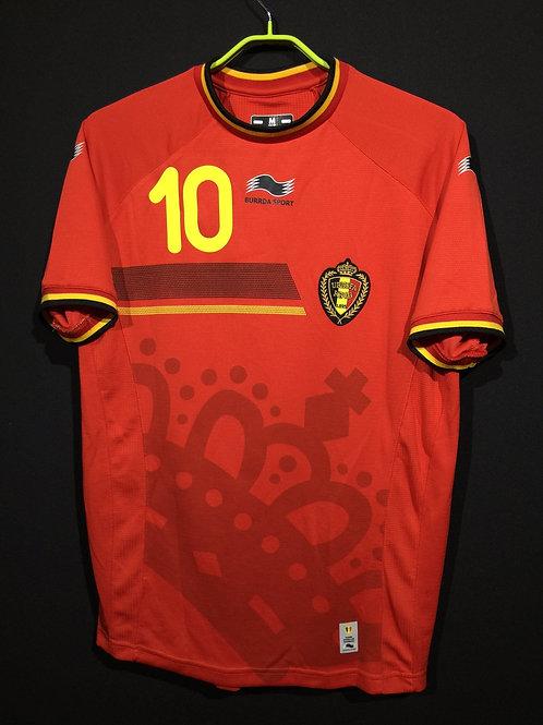 【2014】 / Belgium / Home / No.10 E. HAZARD