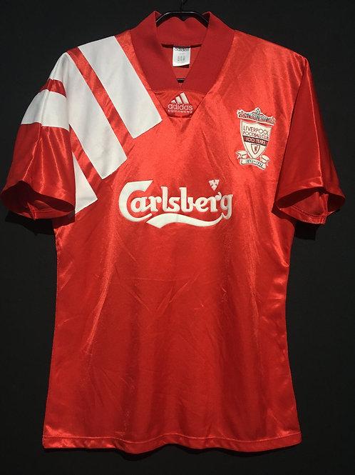 【1992/93】 / Liverpool / Home / No.9