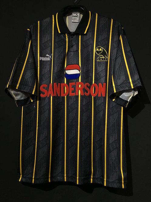 【1993/95】 / Sheffield Wednesday F.C. / Away & 3rd