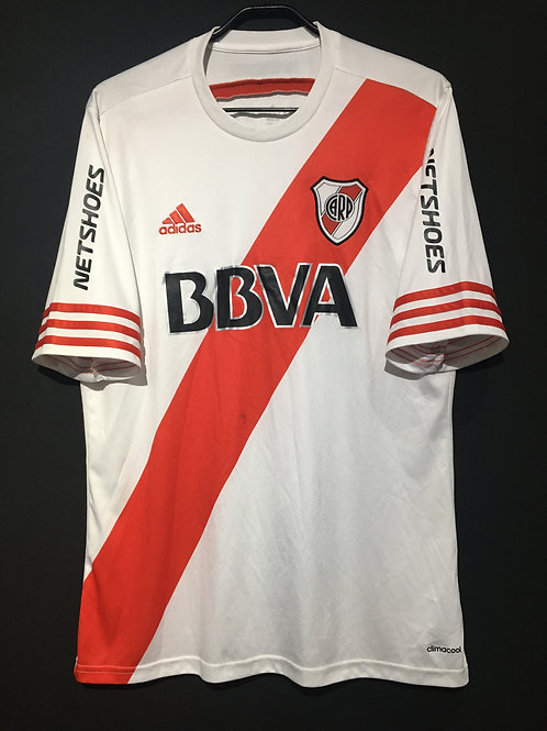 【2015】 / River Plate / Home
