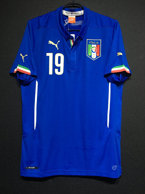 【2014/15】 / Italy / Home / No.19 BONUCCI